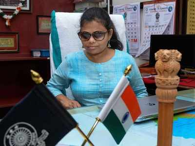 India's first visually impaired woman IAS officer takes charge as Sub-Collector of Thiruvananthapuram
