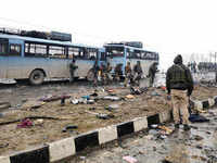 Pulwama terror attack: Suicide bomber used high intensity 'military grade' explosives procured from Pak, forensic experts conclude