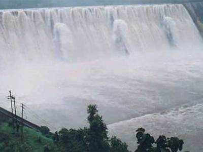 Narmada dam fills up to 67.89% total capacity