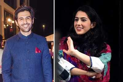 Ranveer Singh plays cupid, introduces Kartik Aaryan to Sara Ali Khan