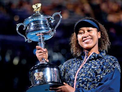 Osaka wins 4th Grand Slam title