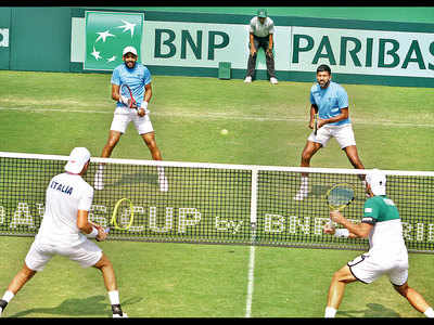 Should India-Pakistan Davis Cup tie be shifted to a neutral venue?