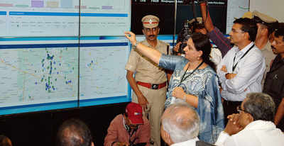 Google, TRAFI & others may get real-time info from BMTC