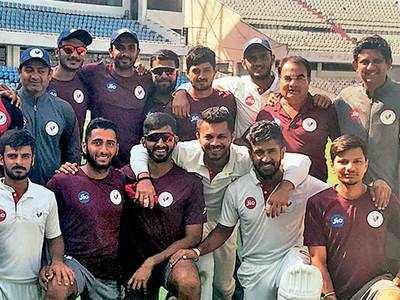 Gujarat begin Ranji quest with a win