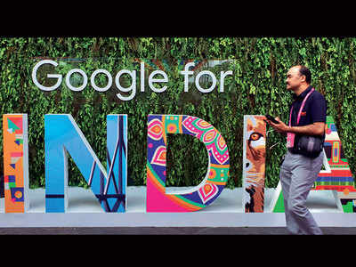 Google bullish on India, unveils localised services