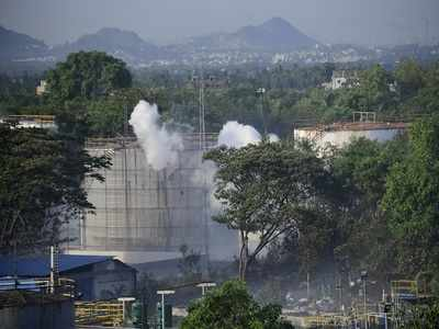 NGT orders Andhra Pradesh government to spend Rs 50 crore deposited by LG Polymers on environment, compensation