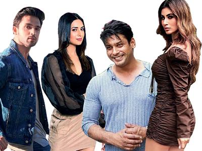 Remo D'Souza, Mouni Roy, Divyanka Tripathi, Parth Samthaan, Siddharth Shukla among other actors come together for Ekta Kapoor's Bigg Boss