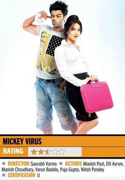 Film review: Mickey Virus