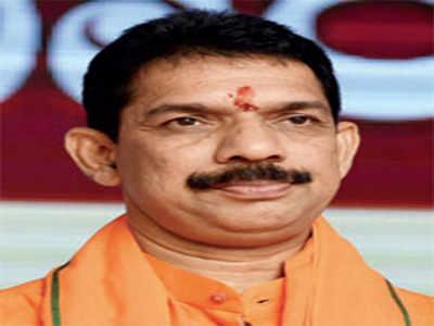 BJP chief Nalin Kumar Kateel tests positive