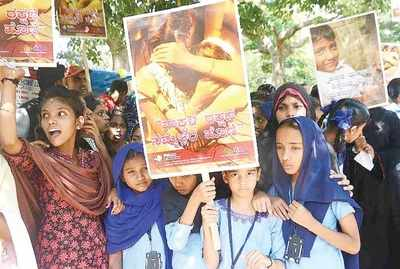 To put an end to child marriages