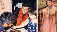 Did Salman Khan crop Aishwarya Rai Bachchan from this throwback picture?