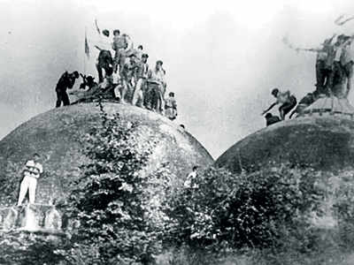 No proof, all 32 in Babri case let off