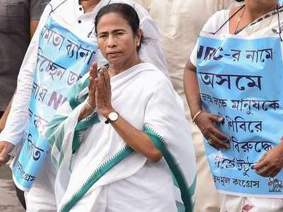 Mamata Banerjee takes out rally in Kolkata to protest against NRC in Assam