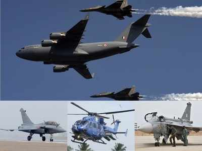 Indian Air Force Day: Catch India's mighty air power in action on October 8; Here's all you need to know