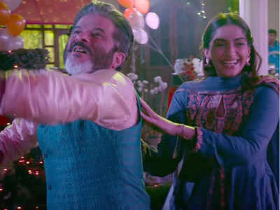Ek Ladki Ko Dekha Toh Aisa Laga movie review:  Sonam Kapoor, Anil Kapoor, Rajkummar Rao-starrer is a light-hearted comedy