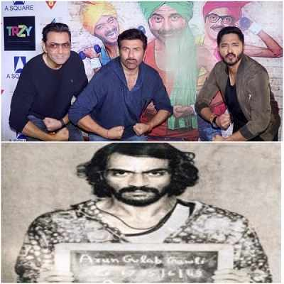 Poster Boys vs Daddy opening weekend box office collection: Sunny Deol, Bobby Deol film earns Rs 7.25 crore, Arjun Rampal film earns Rs 4.50 crore