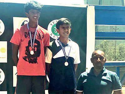 Nairobi International Junior Championships: Aman Patel-Nikhil Niranjano bag silver