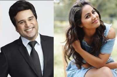 Bigg Boss 11: Krushna Abhishek praises Hina Khan, says she is the strongest contestant so far
