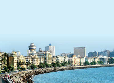 Mumbai's Marine Drive buildings will not rise above 24 metres, for now
