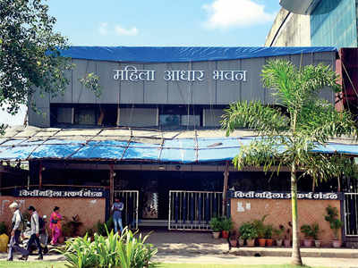 Plan: Women's centre in Kandivali Reality: Wedding venue