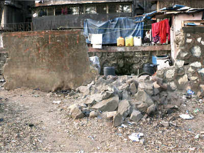 BMC parks suffer for lack of funds
