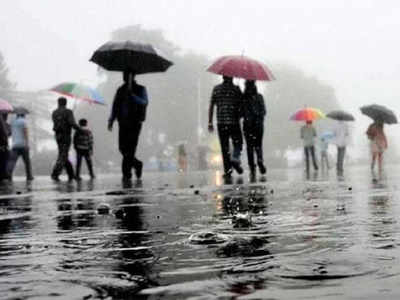 IMD forecasts rains in parts of state from today