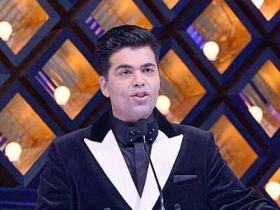 Karan Johar finds his lookalike on Twitter and he is speechless