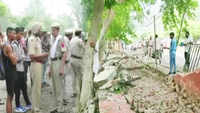 Punjab: Police job aspirants injured after boundary wall collapses in Jalandhar