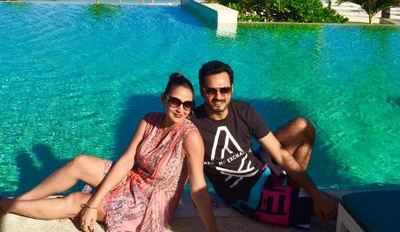 Hema Malini's daughter Esha Deol is pregnant