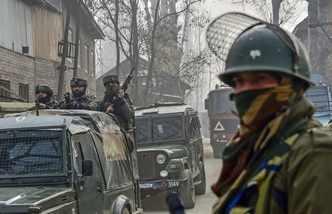 3 terrorists, 1 soldier, 7 civilians killed in encounter in J&K's Pulwama
