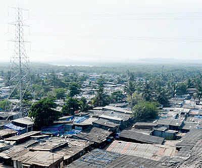 Dahisar: Power games at city's second-largest slums in Ganpat Patil Nagar