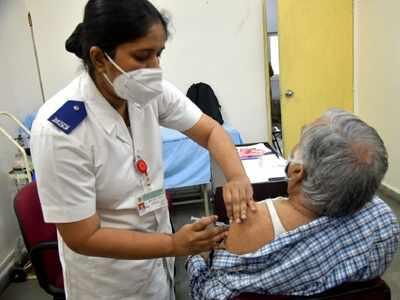 Mumbai: Two report 'mild reaction' following immunisation, sent home after 30 mins