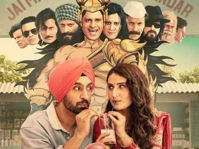 Suraj Pe Mangal Bhari review: This Manoj Bajpayee, Diljit Dosanjh and Fatima Sana Shaikh-starrer doesn't employ your brains too much but leaves largely satisfied