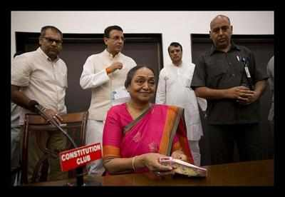 Presidential Election 2017: Meira Kumar says it is a battle of ideology, not caste
