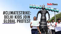 #ClimateStrike: Delhi kids join global protest