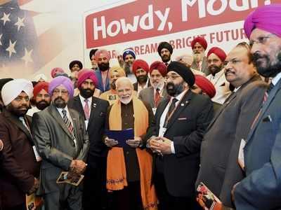 Houston: Indian diaspora eager to welcome PM Narendra Modi at Howdy Modi