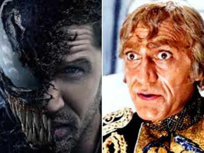 Watch: Venom star Tom Hardy recreates 'Mogambo Khush Hua' moment