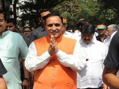 CM Vijay Rupani inaugurates Gujarat's first urban forest on his birthday