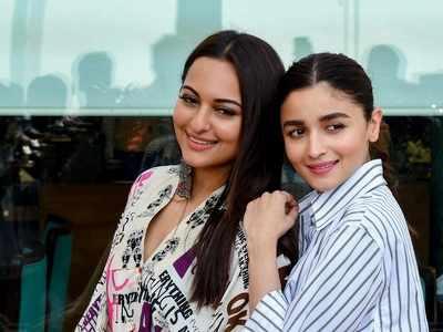 Alia Bhatt and Sonakshi Sinha's candid confessions