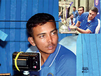 Their time starts now: Coach Rahul Dravid on Under-19 World Cup champions Prithvi Shaw and Co