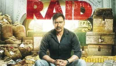 Raid Movie Review: Raj Kumar Gupta's film starring Ajay Devgn, Saurabh Shukla, Ileana D'Cruz is worth sitting through