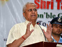 'Boycott everything Kashmiri,' Meghalaya Governor Tathagata Roy's tweet after Pulwama attack sparks controversy