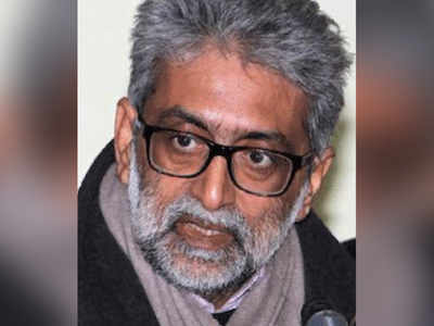 Gautam Navlakha remanded in NIA custody