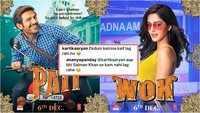 Kartik Aaryan and Ananya Panday compare themselves to Salman Khan-Katrina Kaif 'jodi' in their goofy online banter