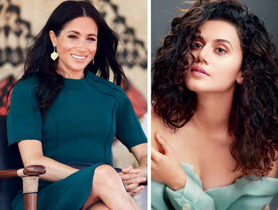 Taapsee Pannu: Periods is common to Meghan, me and every other woman