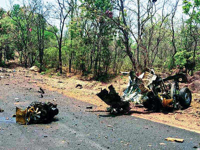Naxal-hit Gadchiroli gets 20 more police stations