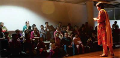 Chinwag with...Deeptha Vivekanand