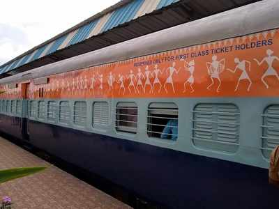 central railway: Booking Railway ticket this summer? Here's