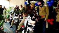 Noida traffic cops get 10 more patrolling bikes
