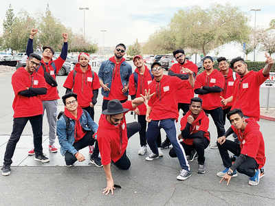 Now a film on World of Dance champions Kings United India on the cards